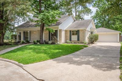 Humble Single Family Home For Sale: 20510 Marblehead Court