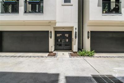 Houston Single Family Home For Sale: 1827 W Main Street #B