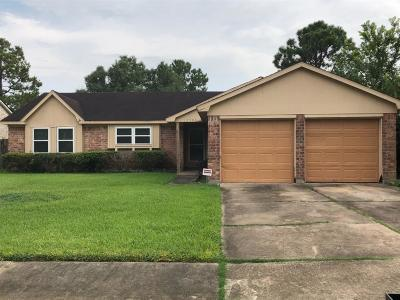 Houston TX Single Family Home For Sale: $133,900