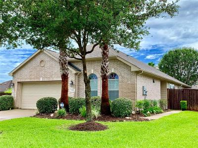 Pearland Single Family Home For Sale: 2418 Modena Court