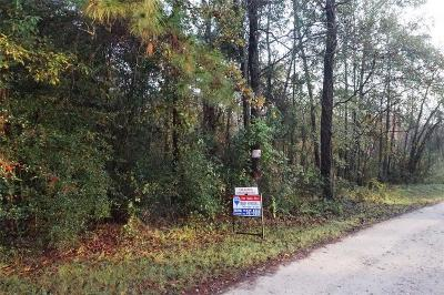 Spring Residential Lots & Land For Sale: Springwood Drive