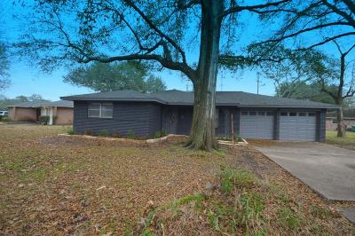 Houston Single Family Home For Sale: 1338 Foxwood Road