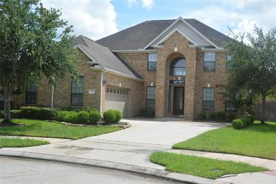 Sugar Land Single Family Home For Sale: 6715 Lathrop Court