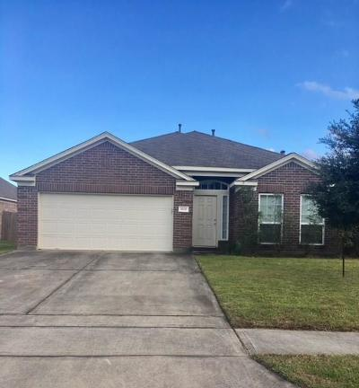 Humble Single Family Home For Sale: 6630 Early Fall Drive Drive