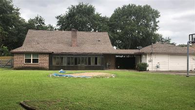 Deer Park Single Family Home For Sale: 1205 N Kaufman Drive