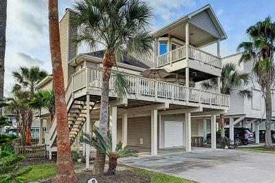 Single Family Home For Sale: 13817 Cutlass Lane