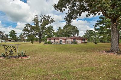 Hockley Single Family Home For Sale: 28390 Melanie Lane