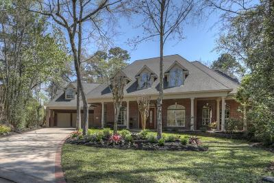 The Woodlands Single Family Home For Sale: 2 Cleerebrook Place