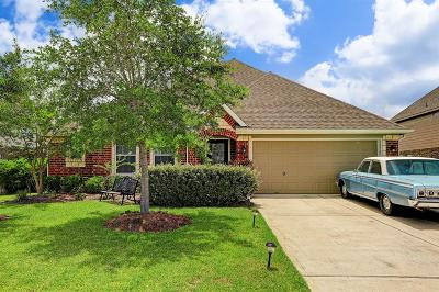 Pearland Single Family Home For Sale: 1814 Oakbranch Drive