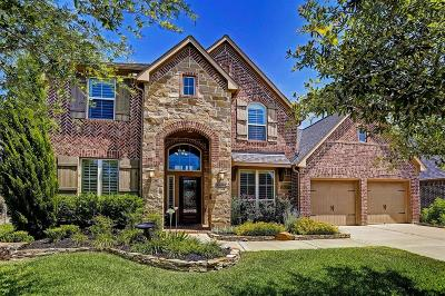 Katy Single Family Home For Sale: 27922 Colonial Point Drive