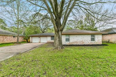 Dickinson Single Family Home For Sale: 5619 Commodore Drive