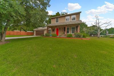 Single Family Home For Sale: 669 Old Plantersville Road
