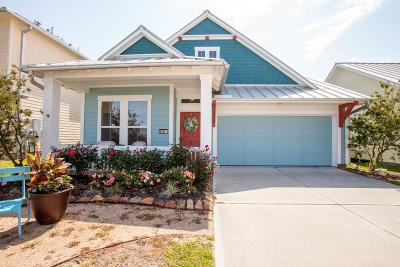 Texas City Single Family Home For Sale: 5025 Allen Cay Drive