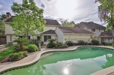 Houston Single Family Home For Sale: 15810 Pebble Bend Drive