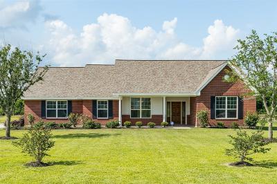 Rosenberg Single Family Home For Sale: 5727 Grande Gables Drive