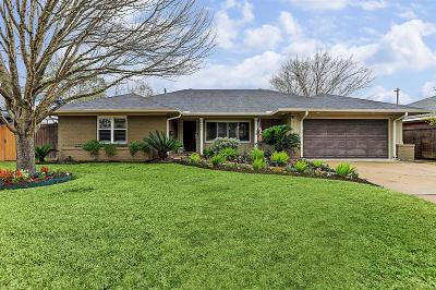 Houston Single Family Home For Sale: 4605 Willowbend Boulevard