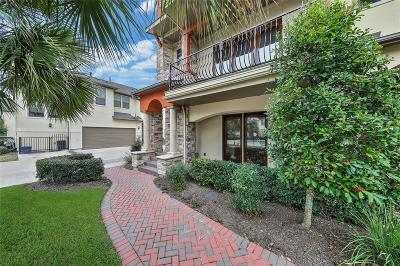 Harris County Condo/Townhouse For Sale: 14524 San Pietro Drive