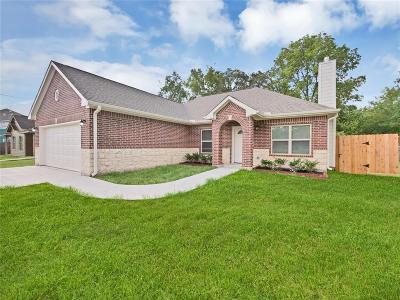 Houston Single Family Home For Sale: 4910 Paula Street