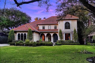 Bellaire Single Family Home For Sale: 5318 Braeburn Drive
