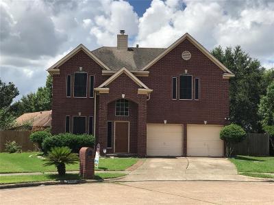 La Porte Single Family Home For Sale: 8606 Shady Tree Court