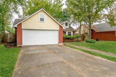 Katy Single Family Home For Sale: 2311 Goodwin Drive