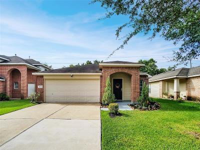 Richmond Single Family Home For Sale: 18423 Austin Oak Lane