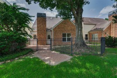 Houston Single Family Home For Sale: 7673 Ameswood Road