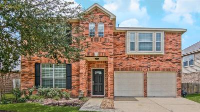 Katy Single Family Home For Sale: 24602 Lakecrest Bend Drive