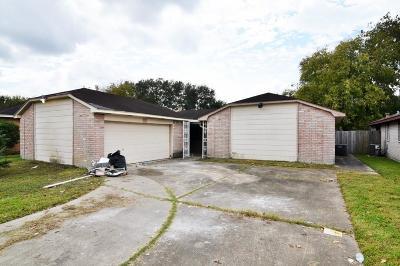 Houston Single Family Home For Sale: 13011 Balarama Drive
