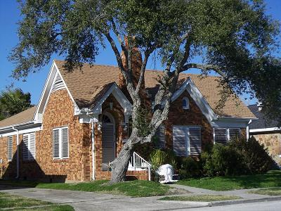 Galveston Rental For Rent: 4822 Fannin Drive