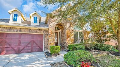 Pearland Single Family Home For Sale: 12205 Cimarron Valley Lane