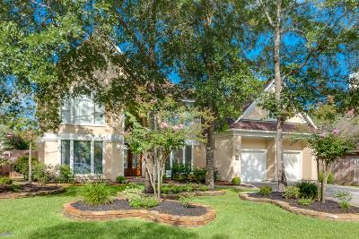 The Woodlands Single Family Home For Sale: 14 Herald Oak Court