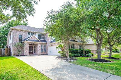 Katy Single Family Home For Sale: 22535 Bristolwood Court