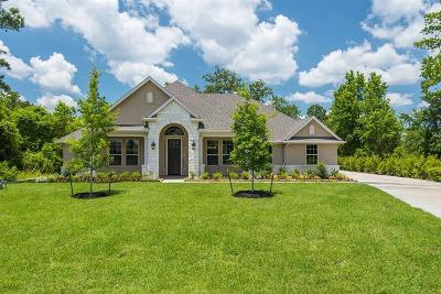 Magnolia Single Family Home For Sale: 40802 Mostyn