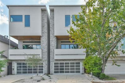 Houston Single Family Home For Sale: 5417 Rose Street
