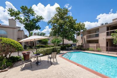 Houston Condo/Townhouse For Sale: 2125 Augusta Drive #60