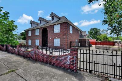South Houston Single Family Home For Sale: 1002 Mississippi Street