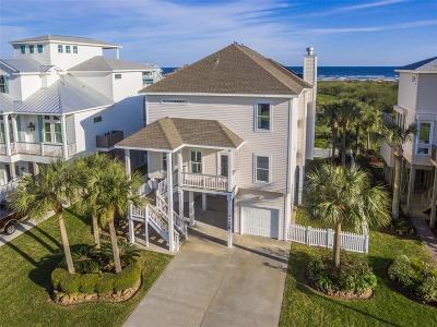 Galveston Single Family Home For Sale: 14458 Spyglass Circle