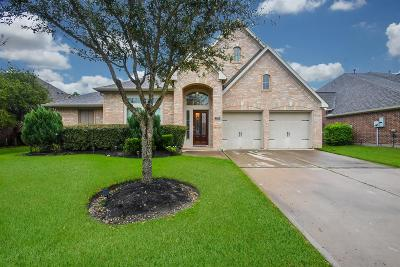 Pearland Single Family Home For Sale: 2709 Field Hollow Drive