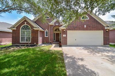 Katy Single Family Home For Sale: 5703 Overton Park Drive