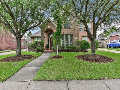 Pearland Single Family Home For Sale: 3006 Fallscreek Court