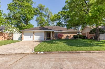 Harris County Single Family Home For Sale: 14427 Lantern Lane