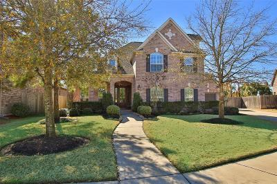 Cinco Ranch Single Family Home For Sale: 28015 Bracken Hurst Drive