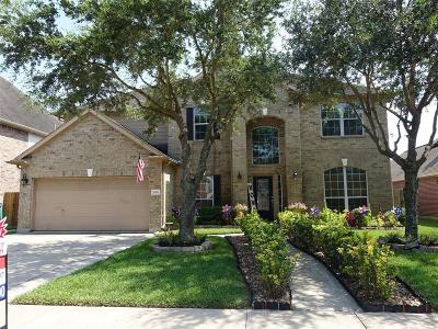 Deer Park Single Family Home For Sale: 2509 Pine Brook Drive