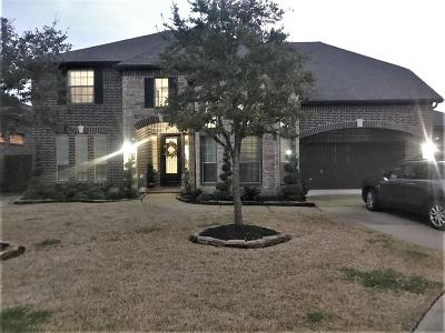 Cypress Single Family Home For Sale: 21703 Barely Rose Court