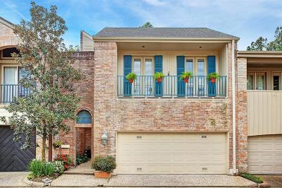 River Oaks Condo/Townhouse For Sale: 3 River Hollow Lane