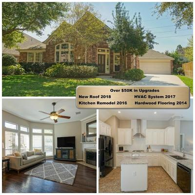 Humble Single Family Home For Sale: 7218 Fall Creek Bend