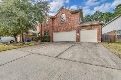 Humble Single Family Home For Sale: 18519 Skippers Helm