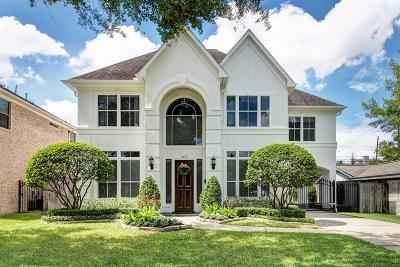 Bellaire Single Family Home For Sale: 1117 Howard Lane