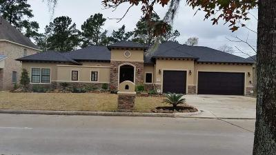 Humble Single Family Home For Sale: 20807 Atascocita Shores Drive